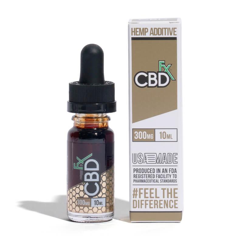 CBDFx-hemp-additive-300mg-bottle-box