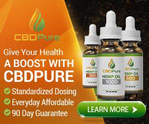 CBDPure HempOil CBD Boost