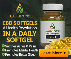 CBDPure SoftGels 1