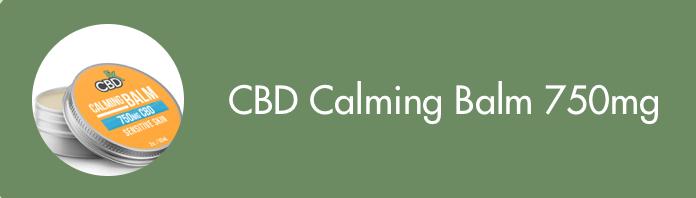 CBD Calming Balm