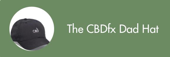 CBDFx Dad Hat