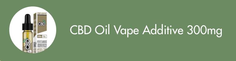 Oil Vape Additive 300mg